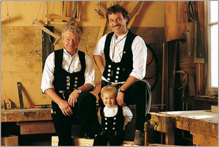Familienportrait Maag Holzbau Albstadt